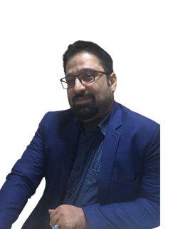 جناب آقای دلیار نماینده فروش نرم افزار حسابداری فرداد در استان قم