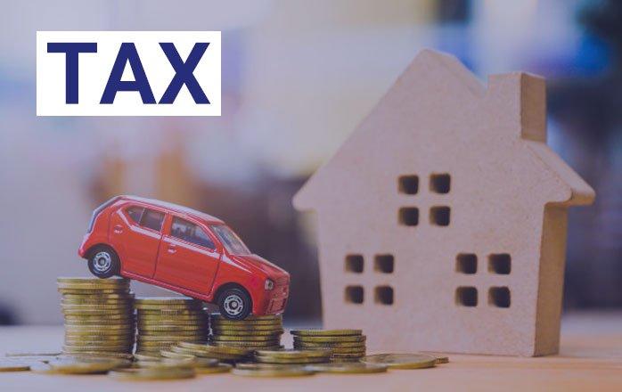 مالیات بر ارث در قانون مالیات های مستقیم