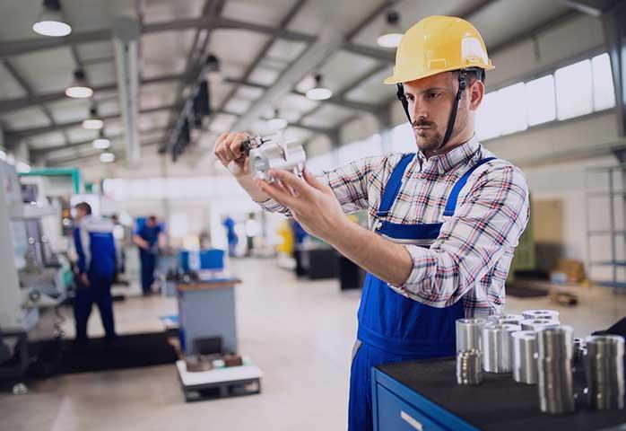 بازار کار متخصص کنترل کیفیت