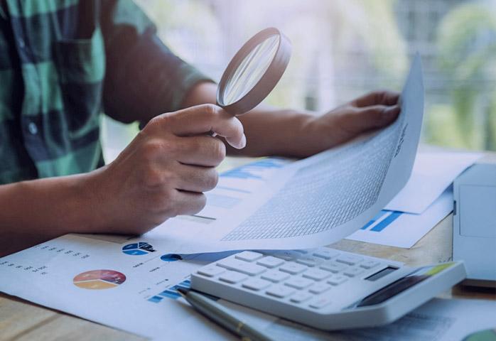 جدول شناسایی ماهیت حسابها در حسابداری