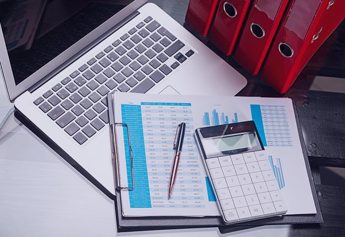انواع حساب ها در حسابداری شرکت های بازرگانی