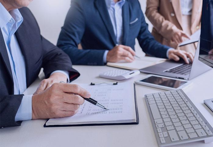 بستن حسابداری در سند حسابداری