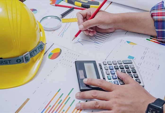 حسابداری شرکتی پیمانکاری