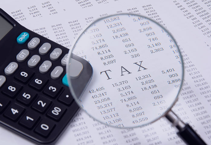 انواع مالیات بر درامد