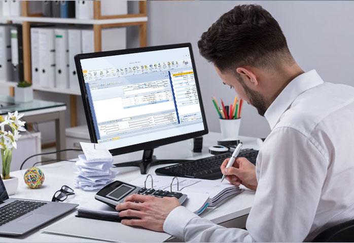ثبت سند حسابداری عیدی و پاداش