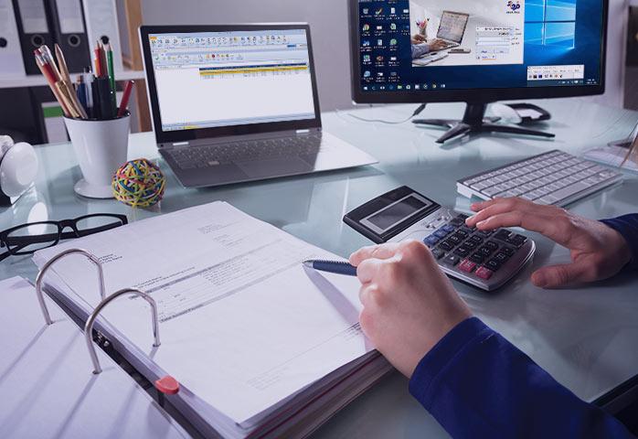 اسناد دائم در سند حسابداری