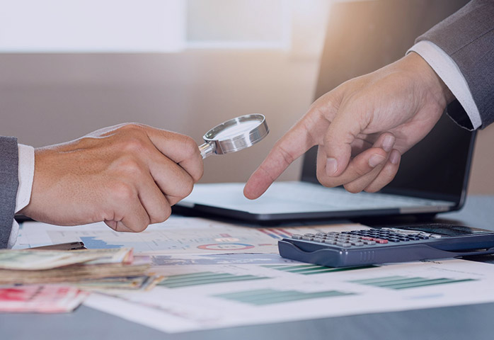 حساب هزینه در ماهیت حسابها در حسابداری