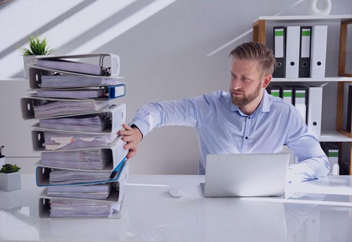 مدارک مورد نیاز جهت ارسال اظهارنامه عملکرد