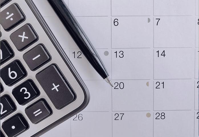 مهلت ارسال لیست مالیات حقوق
