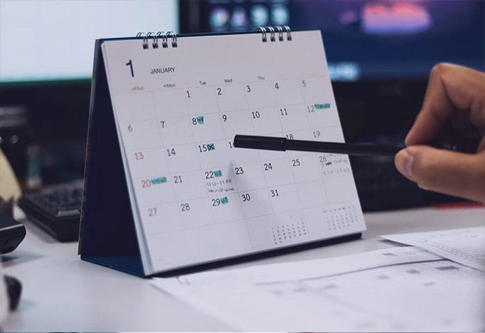 زمان تحویل دفاتر قانونی حسابداری به دارایی
