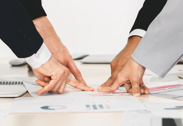 اهداف شرکت خدمات حسابداری