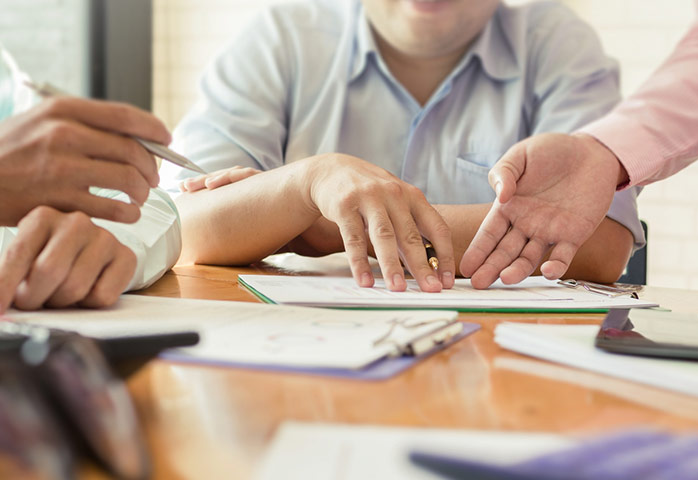 تفاوت حسابرسی داخلی و خارجی