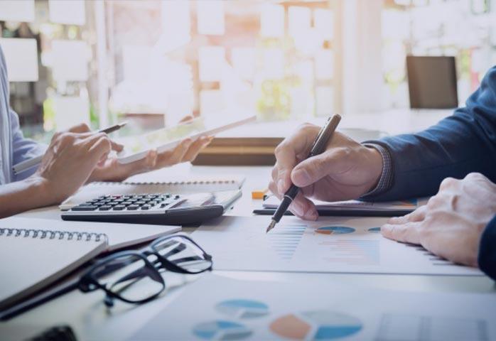 نتیجه فعالیت حسابرس در وظایف حسابرس