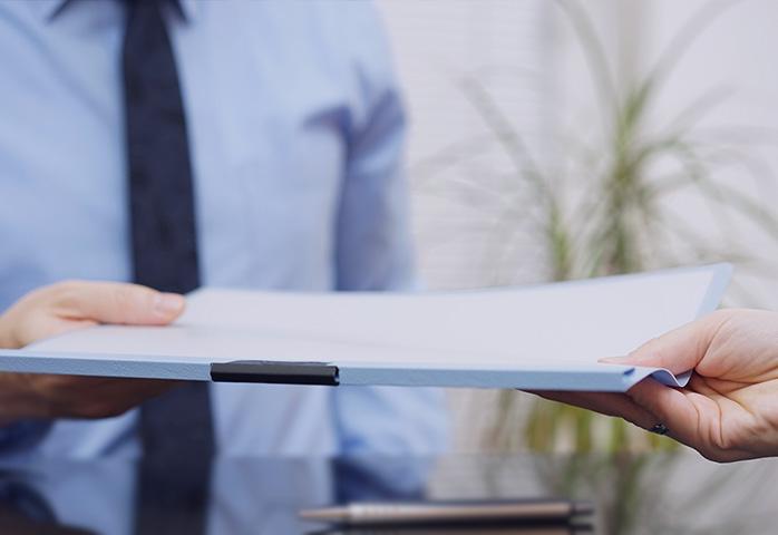 مدارک مورد نیاز در اصول بایگانی پرونده های پرسنلی