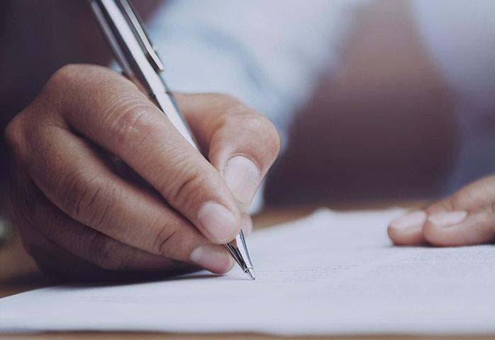 نامه عدم فعالیت شرکت خود را چگونه بنویسیم؟