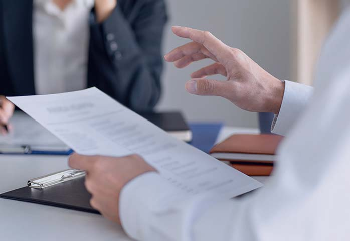 شفافیت ارائه اطلاعات به پرسنل