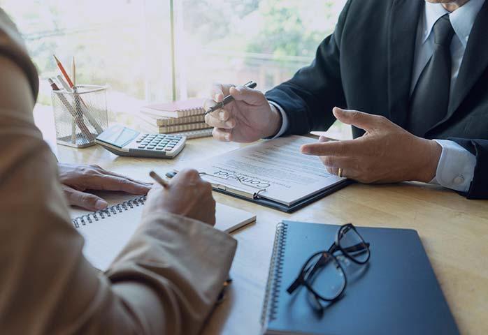 پرسش های مهم شرکت حسابداری