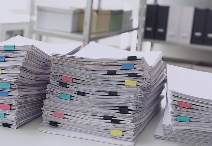 انواع بایگانی در اصول بایگانی پرونده های پرسنلی