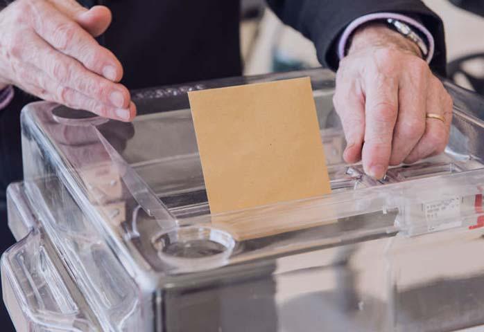 انتخاب ریاست اتاق بازرگانی