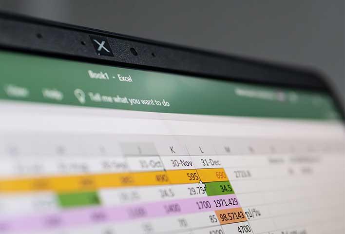 آموزش اکسل در حسابداری در یک نگاه