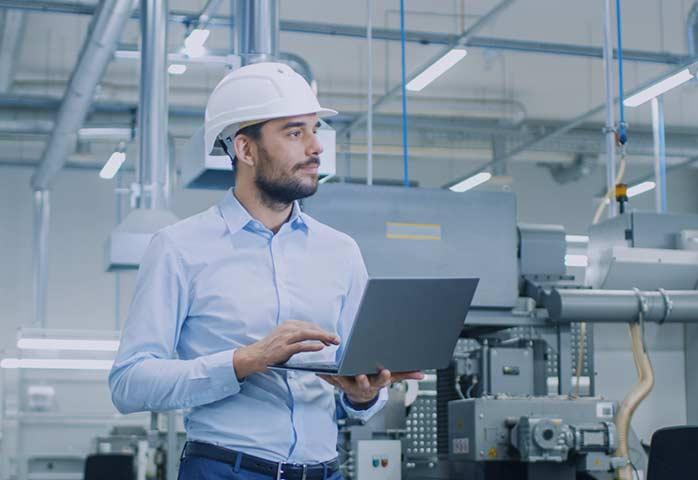 مدیریت اجرایی کارخانه