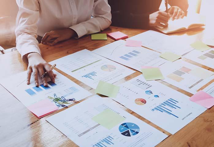 تفاوت کاربرگ حسابداری و حسابرسی