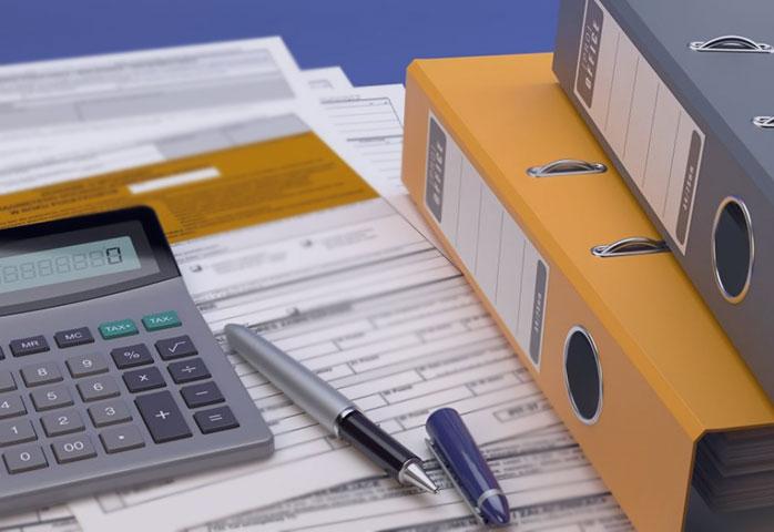 قوانین حسابداری پیمانکاری