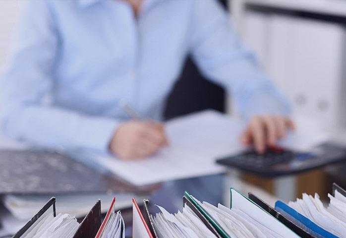 حساب مستقل در حسابداری دولتی