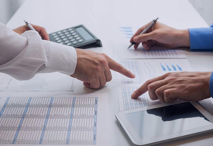 روش های اجرای حسابداری پیمانکاری