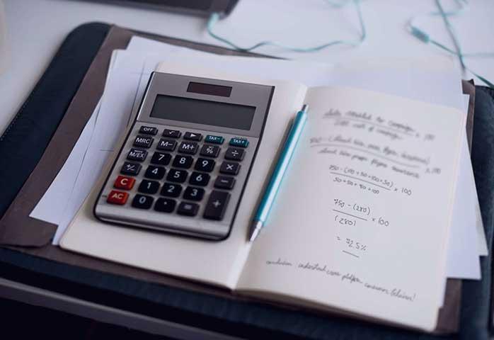 معادله کلی سند حقوق و دستمزد