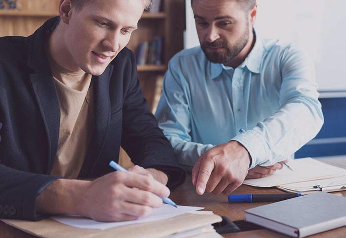 چرخه حسابداری شرکت بازرگانی