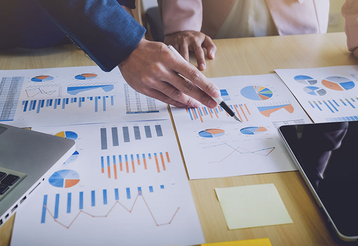 ثبت رویدادهای مالی در چرخه حسابداری