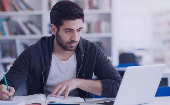 داشتن وبسایت اینترنتی کامل در آموزشگاه حسابداری
